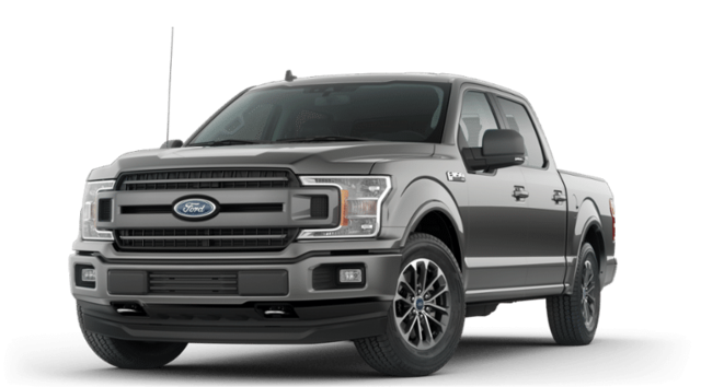 New 2019 Ford F-150 XLT XLT 4WD SuperCrew 5.5 Box 43629 in Arroyo Grande, CA
